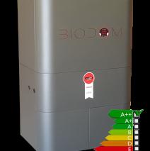 Biodom 27-E pelletketel