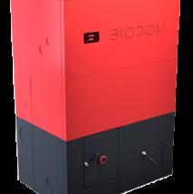 Biodom 27-A volledig automatische pelletketel