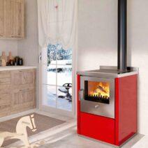 De Manincor Eco E60 hout-gestookt fornuis