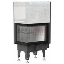 Bef Aquatic WH V 80 CL CV-Inbouw hoekhaard met liftdeur